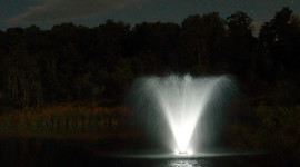 Fountain Lighting Picture Download