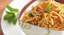 French Carrot Salad Photo Free