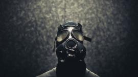 Gas Masks Desktop Wallpaper