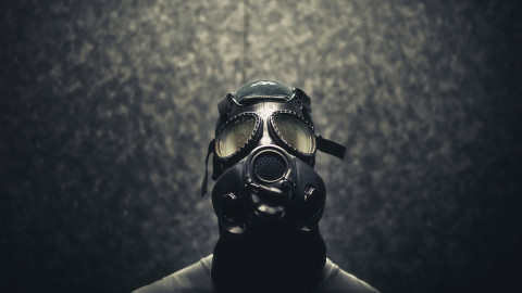 Gas Masks wallpapers high quality