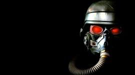 Gas Masks Desktop Wallpaper HD