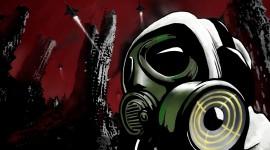 Gas Masks Wallpaper 1080p