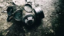 Gas Masks Wallpaper