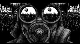 Gas Masks Wallpaper Download Free