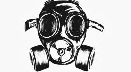 Gas Masks Wallpaper For Desktop
