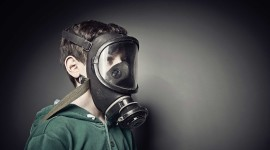 Gas Masks Wallpaper For PC