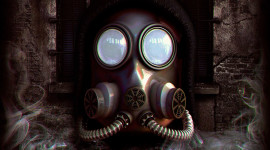 Gas Masks Wallpaper HQ