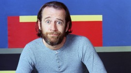 George Carlin High Quality Wallpaper