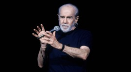George Carlin Wallpaper Background