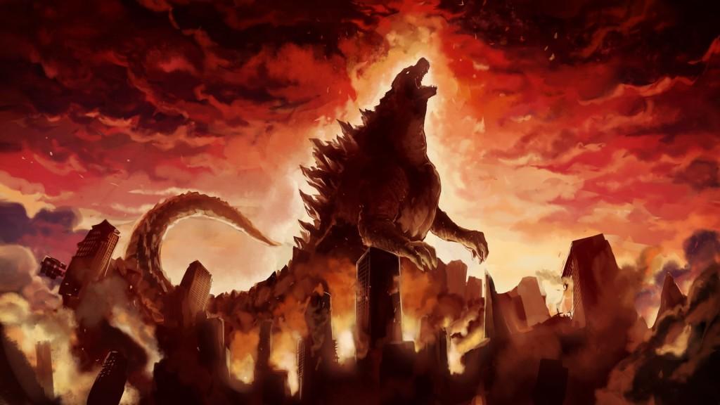 Godzilla wallpapers HD