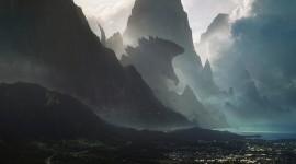 Godzilla Desktop Wallpaper Free