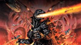 Godzilla Wallpaper For PC