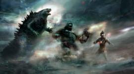 Godzilla Wallpaper Full HD