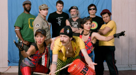 Gogol Bordello High Quality Wallpaper