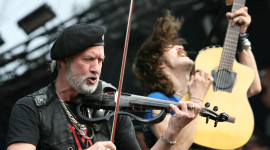 Gogol Bordello Wallpaper For IPhone 6