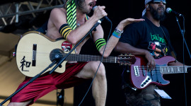 Gogol Bordello Wallpaper For IPhone Download