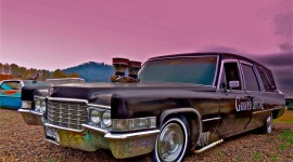 Hearse Wallpaper Download