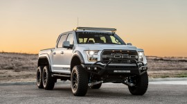 Hennessey VelociRaptor High Quality Wallpaper