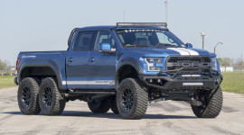 Hennessey VelociRaptor Wallpaper Download Free