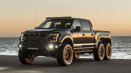 Hennessey VelociRaptor Wallpaper For Desktop