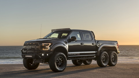 Hennessey VelociRaptor wallpapers high quality