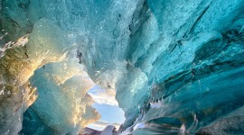 Ice Cave Wallpaper Gallery