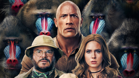 Jumanji The Next Level wallpapers high quality