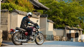 Kawasaki W800 High Quality Wallpaper
