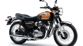 Kawasaki W800 Wallpaper Download