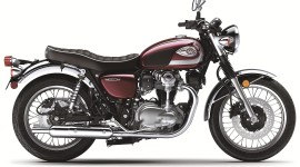 Kawasaki W800 Wallpaper Download Free