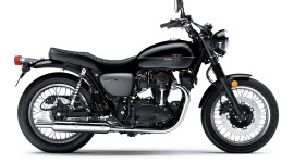 Kawasaki W800 Wallpaper Full HD