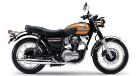 Kawasaki W800 Wallpaper Gallery