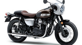 Kawasaki W800 Wallpaper HD