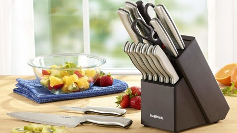 Knife Block wallpapers high quality