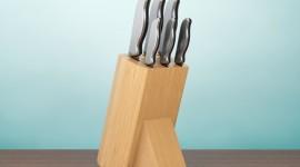 Knife Block Wallpaper For Desktop