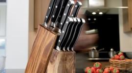 Knife Block Wallpaper Free