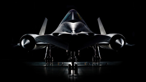 Lockheed SR-71 Blackbird wallpapers high quality