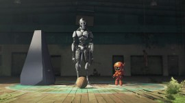 Love Death & Robots Desktop Wallpaper Free