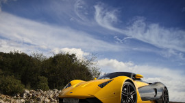 Marussia B1 Desktop Wallpaper