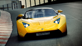Marussia B1 Desktop Wallpaper For PC