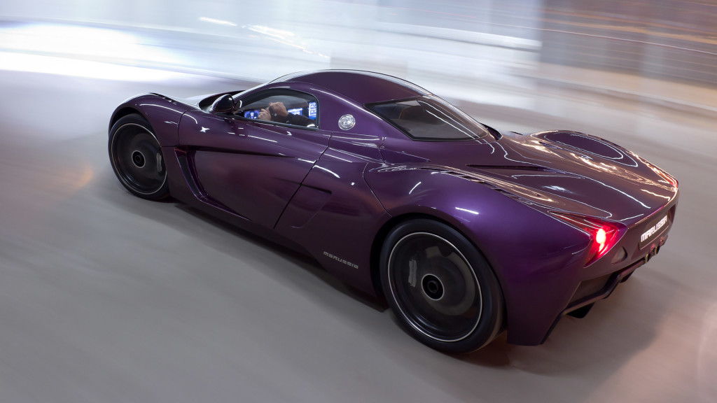 Marussia B1 wallpapers HD