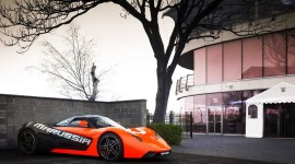 Marussia B1 High Quality Wallpaper