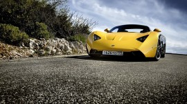 Marussia B1 Wallpaper For PC