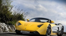 Marussia B1 Wallpaper Free
