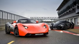 Marussia B1 Wallpaper HQ