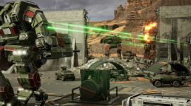 Mechwarrior 5 Mercenaries Photo
