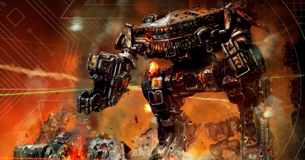 Mechwarrior 5 Mercenaries wallpapers HD