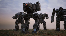 Mechwarrior 5 Mercenaries Wallpaper Free