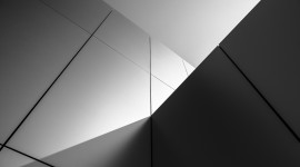 Monochrome Cubes Wallpaper Desktop Wallpaper For PC