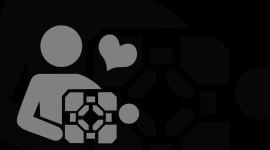 Monochrome Cubes Wallpaper Wallpaper High Definition